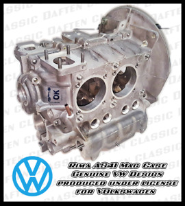 Vw Volkswagen Bug Bus Ghia Thing Universal 1600 Engine Case 043101025oe