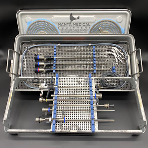 Olympus Wa22067a Hystero Resectoscope Set Includes 3 Forceps