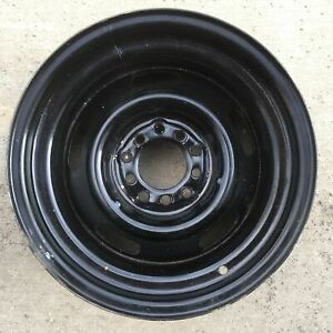 Steel Rim 15x8 Dual bolt Pattern 5x4 5 5x4 75