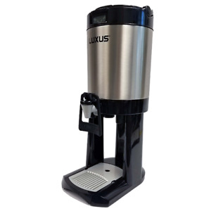 Fetco Luxus L4d Tla Thermal Coffee Dispenser With Hands free Dispense Stand