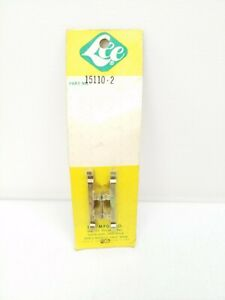 15110 2 Lee Disc Brake Anti Rattle Clip Made In USA $5.45