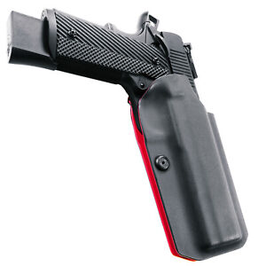 Fits STI 2011 1911 Full Rail OWB Red Kydex Open Carry Retention Holster Right $29.95