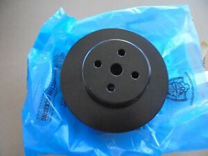 88 92 Firebird Camaro Tpi Serpentine Belt Water Pump Pulley Tbi 5 7 5 0