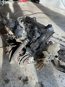 Triumph Tr7 Engine And Transmission Core