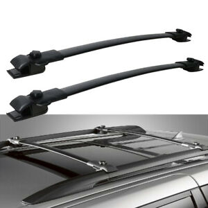 Fits 2011 2020 Toyota Sienna Top Roof Rack Cross Bars Luggage Carrier Aluminum