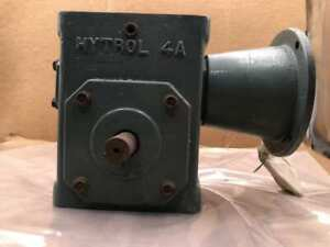 Hytrol 4ac Right Angle Worm Gear Speed Reducer 50 1