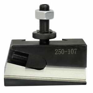 New Axa 7 250 107 Universal Parting Blade Holder Cnc Lathe Quick Change