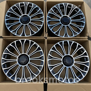 20 New Style Wheels Rims Fit For Mercedes Benz W222 S450 Maybach S Class
