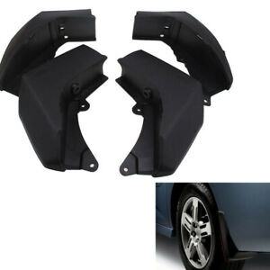 4x For Land Rover Discovery 3 Lr3 2006 09 Mud Flap Fender Splash Guard Mudguard