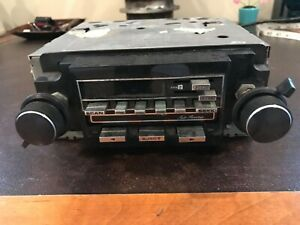 Original Radio Out Of A 1981 Corvette With Cassette Player
