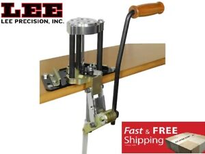 Lee 4 Hole Turret Press with Auto Index 90932 $109.95