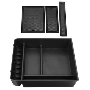 For Toyota Land Cruiser Prado J120 2004 2009 Armrest Storage Box Console Bin
