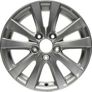 16x6 5 Alloy Wheel Rim For 2012 Honda Civic