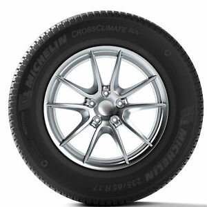 Michelin Cross Climate Tire 225 50r17 xl 98v Black