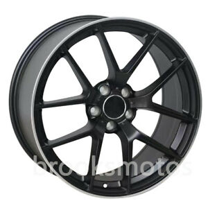19 Staggered Style Wheels Rims Fit For Mercedes Benz C Class 19x8 And 19x9