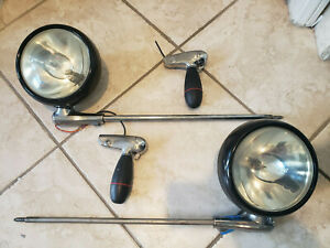 Unity Spot Light Spotlight S04 Pl Pair 2 Ford F150 And Others