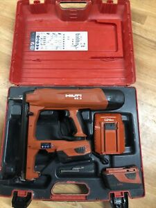 Hilti Bx 3 02 Cordless Nailer Actuated Direct Fastening Tool 27976