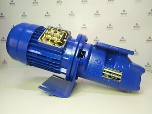 Imo Pump Acp 025n6 Nvbp With Wonder 3ph Induction Motor 0 55 Kw Tested Pump