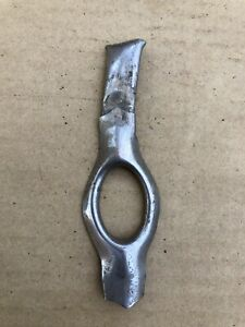 1936 Ford Grille Crank Hole Bezel Stainless Grill Original Tudor Coupe Fordor 36