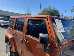 2007 2018 Jeep Wrangler Jku Complete Hard Top Assembly With Freedom Panels