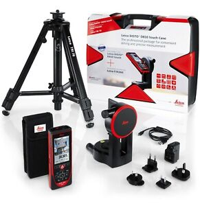Leica Disto D810 Touch Package Laser Distance Meter D810 With Tripod tri 70