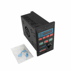 0 75kw 3 Phase Variable Frequency Drive Inverter Converter Speed Regulation New