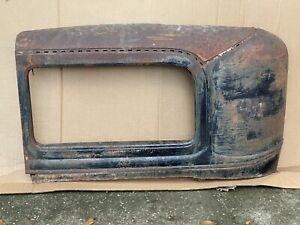 1930 1931 Model A Ford Tudor Sedan Quarter Window Body Section 1 4 Cowl 30 31