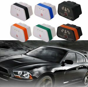 Vgate Icar2 Wifi Bluetooth Obd2 Code Reader For Android Ios Iphone Ipad