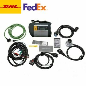 Mb Star C4 Mb Sd Connect Multiplexer v2020 09 Sw Hdd Car Truck Diagnostic Tool