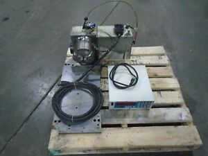 Haas Cnc Hrt 160 Rotary Table With Haas Servo Control And 6 Air Chuck