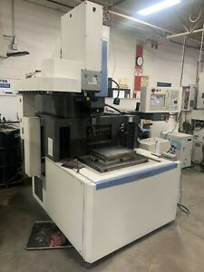 make Offer Mitsubishi Ea12e Cnc Sinker Edm Machine