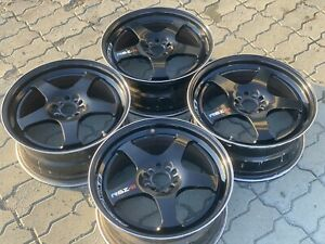 Super Rare lightweight Forged Racing Wheels Work Rsz r R17 5 100 7 5j Et 48