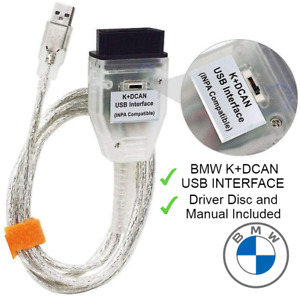 Us K Dcan Usb Interface Inpa Obd2 Can Diagnostic Scan Cable With Switch For Bmw