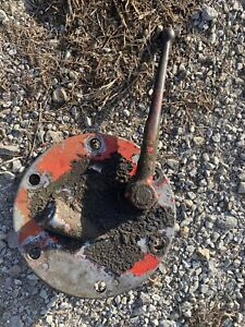 Ford 600 800 Tractor Rear Pto Hand Shifter