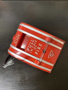 Edwards 270 Spo Fire Alarm Pull Station Switch
