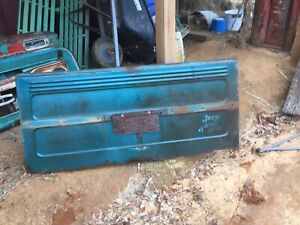 1961 Willys Jeep Station Wagon Tailgate