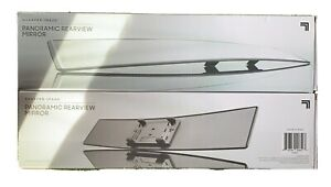 Panoramic Rear View Mirror Curved Rear View Mirror Lot Of 2