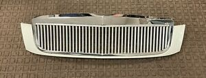 2000 2005 Cadillac Deville Dhs Dts E g Classic Chrome Grille With Bezel L k