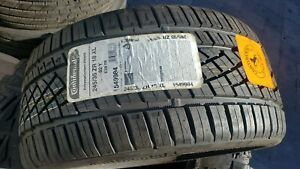Continental Extreme Contact Dws06 All season Radial Tire 245 35zr18 92y