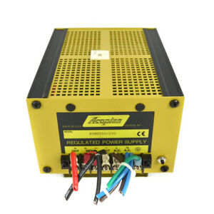 Acopian A5mt510 230 Regulated 5vdc 5 1a 0 25mv Rms Industrial Power Supply