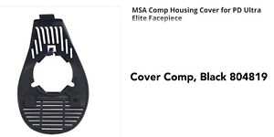 Msa Comp Housing Cover For Pd Ultra Elite Facepiece 804819