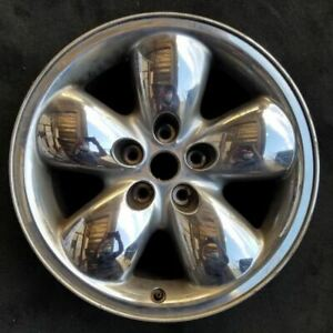 20 Chrome Dodge Ram 1500 2002 2005 Oem Factory Original Alloy Wheel Rim 2167a