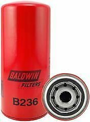 Baldwin B236 Full flow Lube Or Hydraulic Spin on Oil Filter
