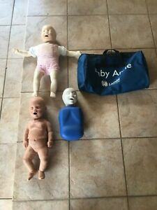 Laerdal Baby Anne Training Cpr Manikin And Friends