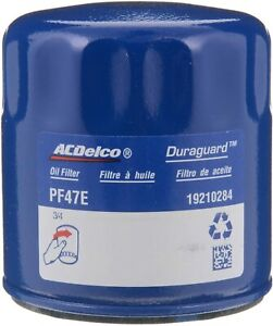 Acdelco Pf47e Engine Oil Filter Gm Original Equipment Single Pack