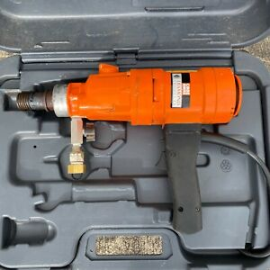 Weka Core Bore Dk12 Drill Motor Complete 3 Speed Hand Held Core Drill