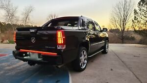 2007 2013 Cadillac Escalade Ext Led Taillights pair Plug And Play