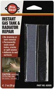 Proseal Instant Gas Tank Radiator Repair Kit Car truck motorcycle Hole Sealant