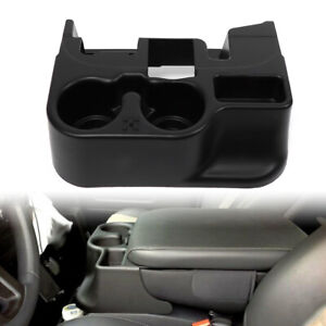 Car Front Center Console Drink Cup Coin Storage Holder Multifunctiona Cup Holder