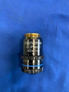 Olympus Lcplanfl 40x Objective W Correction Collar